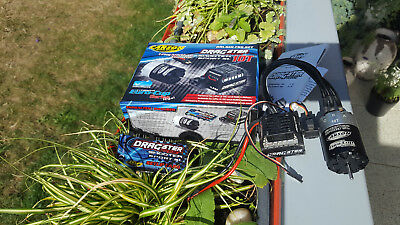 Carson Dragster Prime SL Brushless Combo mit Motor Shooter 10T 470W Leistung!