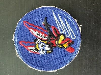WWII US Army AAC Air Corps WASP Farfenella Squadron Patch