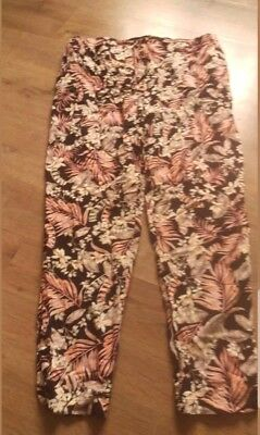 New look Maternity Casual Trousers Size 12