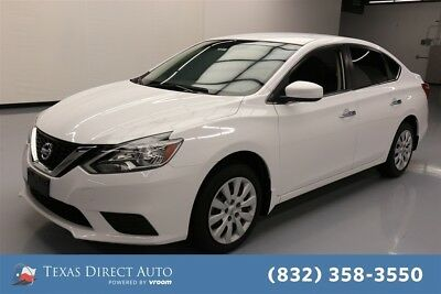 Nissan Sentra S Texas Direct Auto 2016 S Used 1.8L I4 16V Automatic FWD Sedan