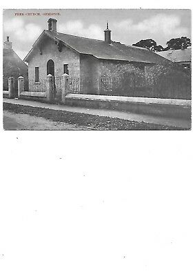ORMISTON Free Church East Lothian Early Albany Series Postcard