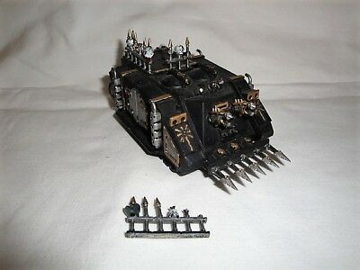 Chaos Space Marines Rhino Horus Heresy