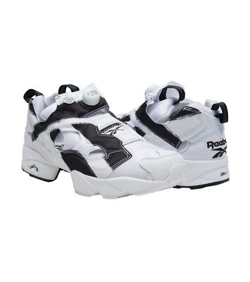 df6f49c1497 Reebok Instapump Fury OB AR1413 Classic White Black Mens Sneaker New Casual  DS