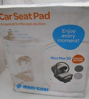 Maxi-Cosi Mico Max 30 Special Edition Infant Car Seat, Sweater Knit Q2 A3