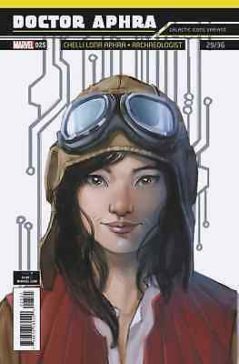 Star Wars Doctor Dr Aphra 25 Rod Reis Galactic Icons Variant Pre-Sale 10/24