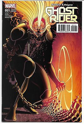 Ghost Rider #1 Variant Edition Nm 2017 1St Robbie Reyes As Ghost Rider Marvel