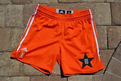 Adidas Wnba Stars Shorts Size All Basketball Orange Small West S New xpqI6wUq