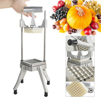 Vegetable Fruit Dicer Onion Tomato Slicer Chopper Restaurant Commercial Safe Use