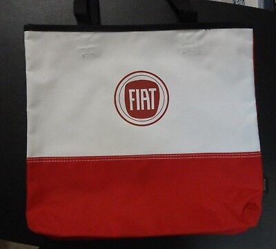 Fiat Italian Automobile Car Maker Carry-All Tote Bag - High Quality Promotional