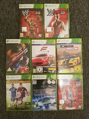 Xbox 360 Games Bundle - New Games Added From Time To Time