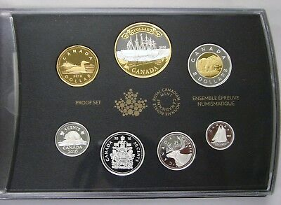 Canada - 2016 - Fine Silver Proof Set - 150th Anniversary of Transatlantic Cable