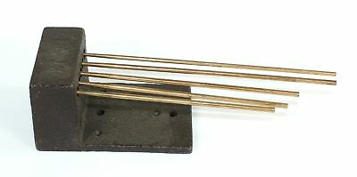 "Vintage Westminster Five Rod 6-5/16"" Chime Bar! - Bg38"