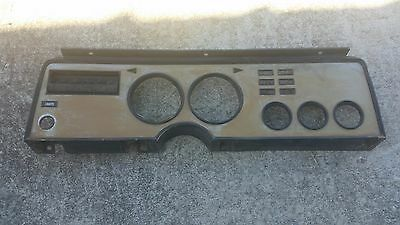1975-1978 Ford Mustang II instrument panel