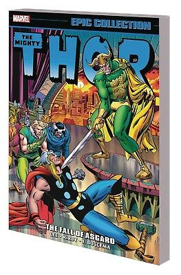 Thor Epic Collection Tp Fall Of Asgard