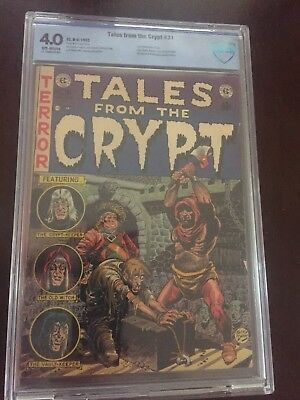 Tales From The Crypt #31 CBCS 4.0