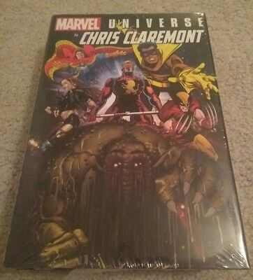 MARVEL UNIVERSE BY CHRIS CLAREMONT OMNIBUS HC Hardcover NEW MARVEL Free Shipping