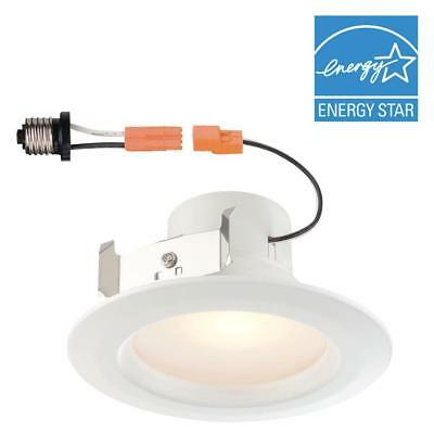 Commercial Electric 6 5 Trim T51 5 Soft White Led Dimmable
