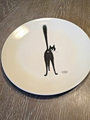 Albert Dubout Dubout Cat 2004 Third Eye Collection 11 Inch Plate Editions Clouet