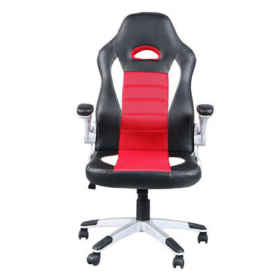 High Back Race Car Style Bucket Seat Office Computer Desk Chair Gaming Chair