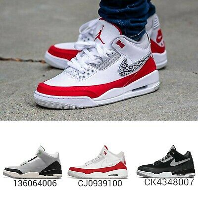 new arrival 2c761 e77fc NIKE AIR JORDAN 3 Retro III NRG / OG / Flyknit AJ3 Mens Shoes Sneakers Pick  1