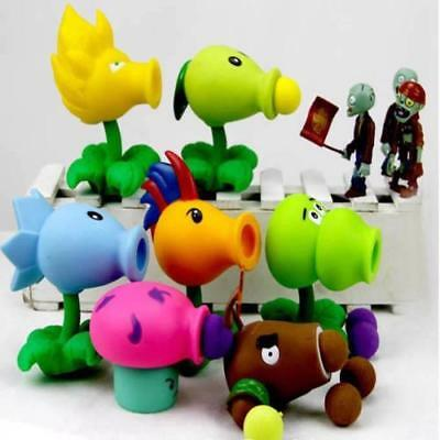 Toy Action Toys Model Kids VS Plants Figure Game Peashooter children Zombies PVC
