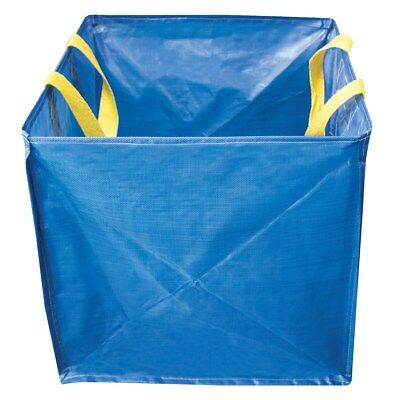300 Litre 66cm Self Standing Waste Bag Building Site Garden Grass Tree Sack