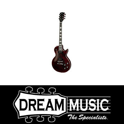 Gibson Les Paul Classic Player Plus Wine Red Vintage Electric Guitar 2018