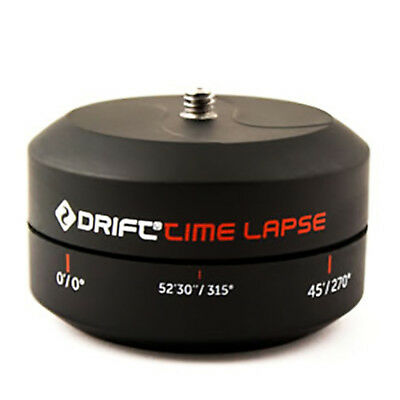Drift Time Lapse 360 Degree Rotating Camera Mount Canon for Drift HD Ghost