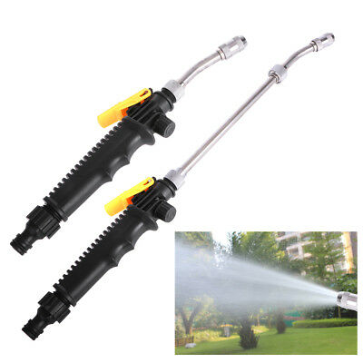 High Pressure Power Washer Water Gun Spray Nozzle Car Wash Garden Cleaning Tools