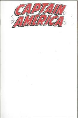 CAPTAIN AMERICA #700 BLANK Cover - New Bagged (S)