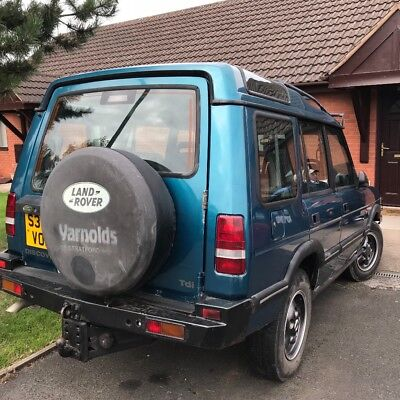Land Rover discovery300tdi