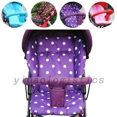 Soft Baby Infant Stroller Pram Pushchair Chair Seat Liner Pad Cushion Mat