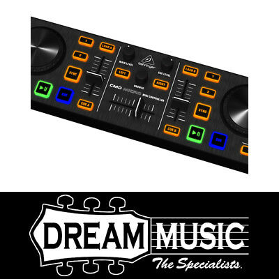 Behringer CMD Micro DJ Controller SAVE $22 off RRP$149