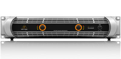 Behringer Inuke NU1000 PA Amplifier SAVE $68 off RRP$339