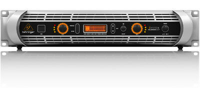 Behringer Inuke NU3000DSP PA Amplifier SAVE $126 off RRP$629