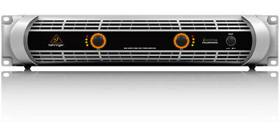 Behringer Inuke NU6000 PA Amplifier SAVE $154 off RRP$769