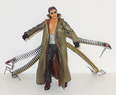 DOCTOR OCTOPUS Figur (Marvel Spiderman) Dock Ock Doc Oc Action Spielfigur