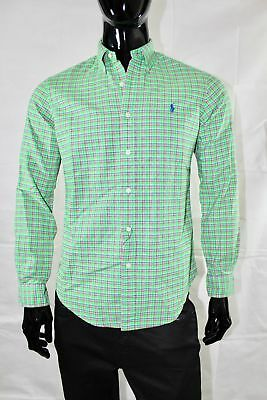 1239 Homme Couleur Ralph T Lauren Fitted Non Iron 15 Chemise 34jLq5RA