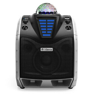 iDance XD200 Bluetooth Party System Compatible with Laptops and Smart Phones