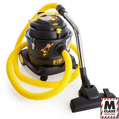 V-Tuf M Class 110V Extraction Vacuum Cleaner, VTM1110 with Dustless Sweep Kit