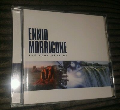 Ennio Morricone: The Very Best Of Cd Greatest Hits Album