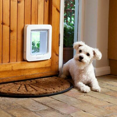 Sureflap Microchip Pet Door Designed For Large Cats And Small Dogs