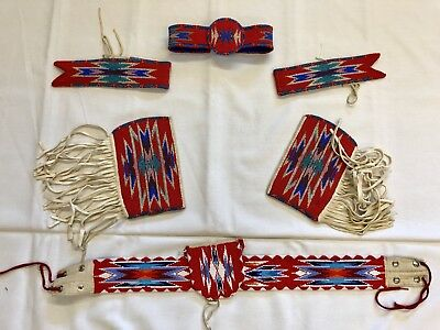 Men's Beadwork Set - Powwow