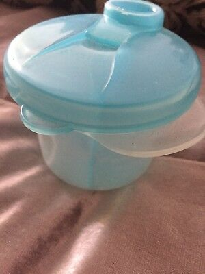 AVENT MILK POWDER FORMULA DISPENSER DIVIDER Blue