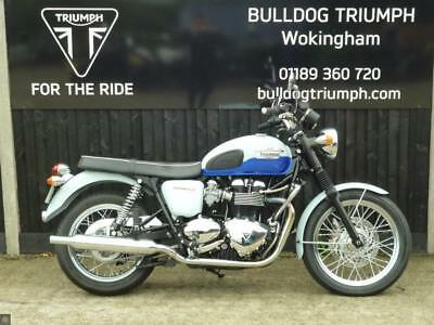 Triumph Bonneville T100 Sixty Limited Edition 649500 Picclick Uk