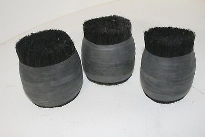 3 Cow tail hair bundles,     Over 3 lbs....... v389............