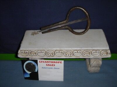 VINTAGE Cast-Iron English Mouth/Jaw Harp (1940s?) M092118