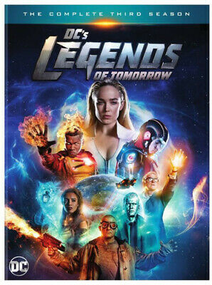 DC's Legends of Tomorrow: The Complete Third Season (DC) [New DVD]