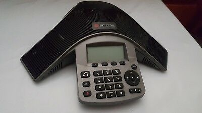 Polycom IP5000 2200-30900-025 Conference Phone Fully Functional