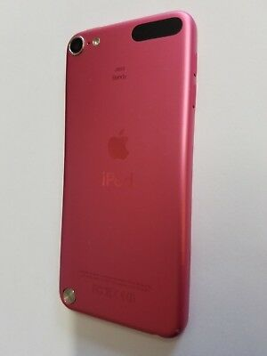 Apple iPod Touch 5th Generation 32GB White Pink MC903LL/A A1421 iOS 9 iPodtouch